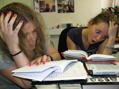 Как бороться с экзаменационным стрессом