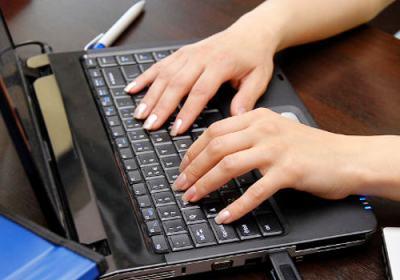 Как научиться быстро набирать текст